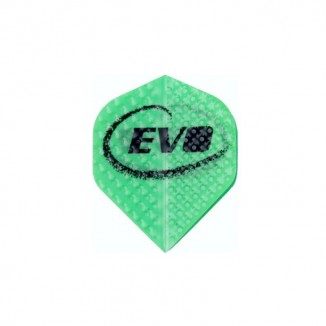 Dart Flight EVO neon green