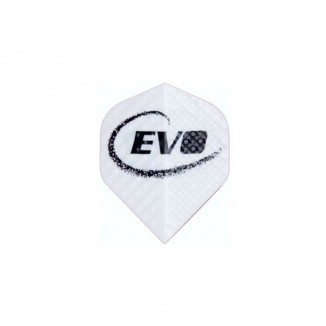 Dart Flight EVO white