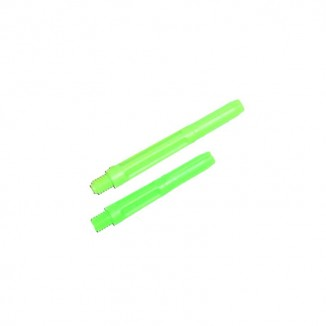 Shaft Polyester - lime green